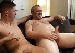 Two Horny Amateur British Twinks Sucking Each Other