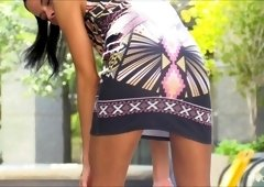 Best pornstar in Crazy Brunette, Small Tits adult movie
