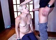 Granny tight wet pussy