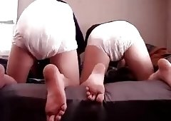Tumblr messy diaper punishment
