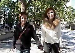 Amazing Japanese slut Yui Seto in Incredible Outdoor, Voyeur JAV clip