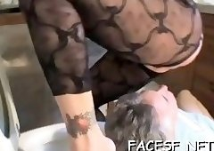 Kinky people are very horny