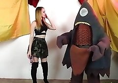 Vore Monsters mEAT La Vore Girl #5