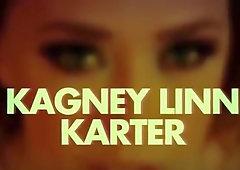 Curvy Babe Kagney Linn Karter Enjoys Anal And Facial