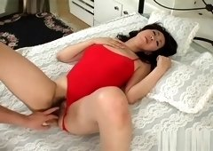 Amazing Japanese slut in Incredible Uncensored, Blowjob/Fera JAV video