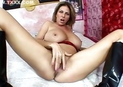 Hottest pornstar Penny Porsche in incredible big tits, cumshots adult movie