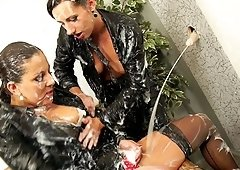 Big sex toys are all Terra Sweet and her friend need to get pleased