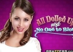 Brazzers - Teens Like It Big - Riley Reid Johnny Sins - All Dolled Up and Ready to Blow