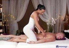 Fabulous pornstars Anna Rose, Richard in Exotic Cumshots, Massage sex video
