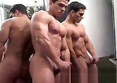 Heiß Solo Guys Stripping