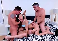 Jessy and Mick swapping their sexy wives