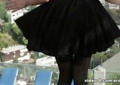 Incredible pornstars Jenna Sativa, Riley Reid in Amazing Cunnilingus, Redhead sex movie