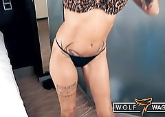 Hot GERMAN MILF SOPHIE LOGAN bangs user&excl