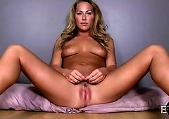 Carter Cruise audition for BSkow porn