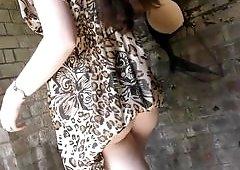 Sexy Babe Bettys Public Masturbation And Outdoor Flashing