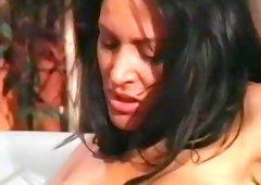 Fabulous pornstar Kimberly Kummings in exotic vintage, cunnilingus sex video