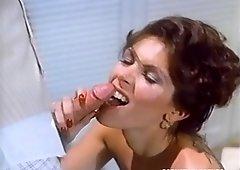 Sexy Janey Robbins fucking in a bathroom