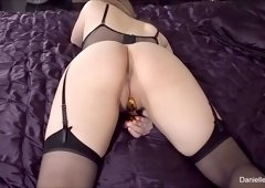 Hottest pornstars in Fabulous Big Ass, Masturbation adult clip