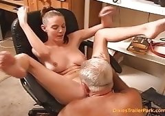 Teen FUCKED by her BOSS