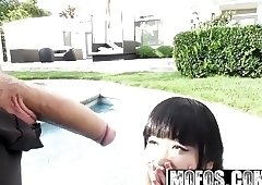 Mofos - Lets Try Anal - Asian Student Loves American Dick st
