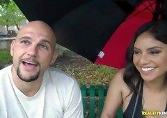 Incredible pornstars Jmac, Darling Deicide in Crazy Facial, Latina adult video