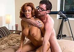 Nextdoor MILF Veronica Avluv Shagged From Behind