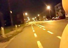 Nude in Gent city (belgium)