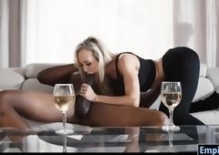 Black dick is wath she wants the most today