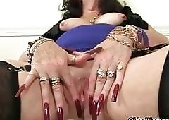 TThe Ultimate Milf and Granny compilation whore video.