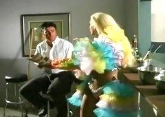 Big Titty Nina Ferrari In An Enthusiastic Hair Pulling Fuck