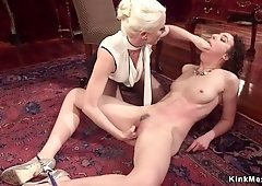 Lesbian student butt fuck got laid by Housewife professor