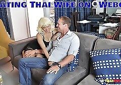Cheating Thai Wife on Webcam, Cuckold (New Feb 1, 2019)