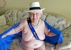 OmaGeiL Granny Pictures Collection With Boobs