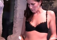 Anal Audition: Kara Dax