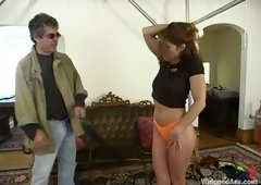 Jamie Gillis and Kym Wilde in Whippedass Video