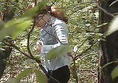 Outdoor Spy Lulu Voyeur 06