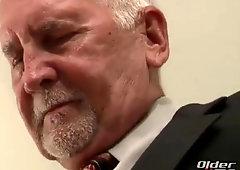 Videos daddies old gay WATCH: Dave