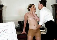Lovely Jane Wilde and her friend moan while they masturbate together